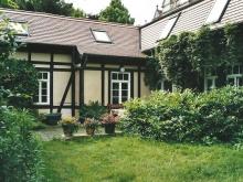 Ferienhaus / Ferienwohnung in Dresden am Elberadweg mit Garten